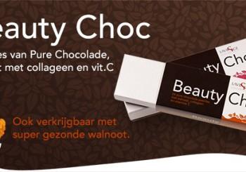 BeautyChoc gezonde beauty chocolade